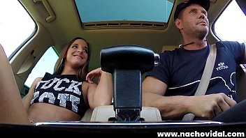 Anal food sex We find spanish stud nacho vidal and adorable, tanned brunette amirah adara at a fast food drive-thru window. amirah shows what shes hungry for, eating nachos thick dick as he orders lunch