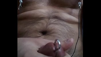 needle in nipple and urethral sounding