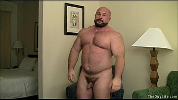 Joe Muscle Bear 2