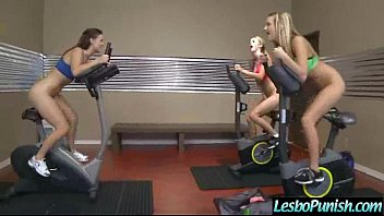 Lez Girl (blake&karlie&kenna) And Mean Girl In Punish Sex Tape clip-13
