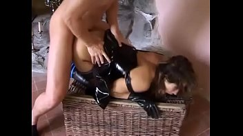 Fetish bondage fuck for a girl banged like a sexual toy