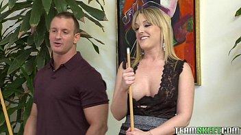 TittyAttack Hot big tits blonde babe Tristyn Kennedy fucked hardcore