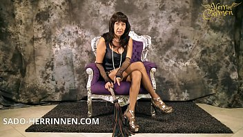 Jerk off for Mistress Herrin Carmen JOI for chastity slaves