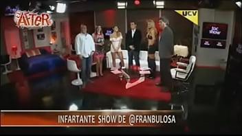 Francisca Undurraga Descuido Toc Show