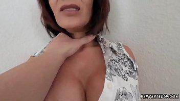 Dakota skye xxx Big tit brunette milf and pale xxx ryder skye in stepmother sex