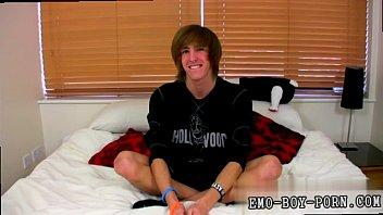 Emo transformation tube gay This ultra-cute alternative emo man has