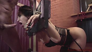Girl domination Xdominant 028 - the anal inquisition with roxy lips