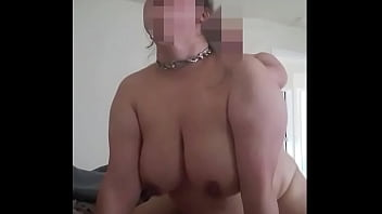 Hot Drunk Mexican Wife Big Tits Wearing Dog Collar Gets Fucked Hard