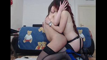 Two Sexy Lesbians Fucking With a Strap-on Live At RandomSlutCams.com
