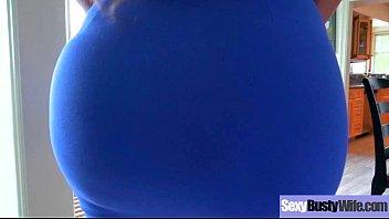 Sexy Hot Wife (Richelle Ryan) With Big Juggs Love Intercorse clip-23
