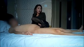 Asian homemade handjob videos - Asian amateur cambodian outcall prostitute serving her client