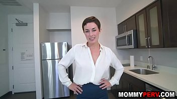 Short hair milf teaches her stepson sex porno izle