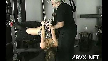 Free long scene sex Coarse lesbian thraldom in amateur scenes along hot babes