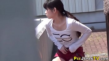 Japanese pee public Asians pee in public and outdoors