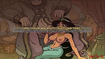 Princess jasmine hentai free gallery Princess trainer gold edition uncensored part 22