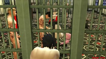 La Boda de Sakura Parte 3 Naruto Hentai Esposa Esclavizada Transformada en Perra Ful Bondage Marido Preso y Llorando Anime صورة