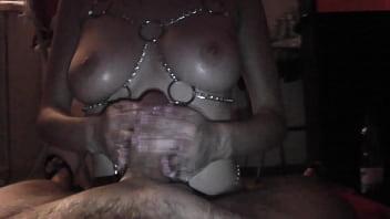 Amateur German Homemade fetish BDSM dildo Spiele wife fuck my ass