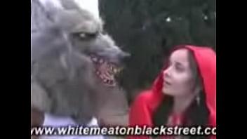 caperucita y el lobo feroz