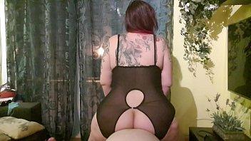 Quality lingerie for curvy woman Esposa cachonda y ansiosa de polla cabalga hasta que explota