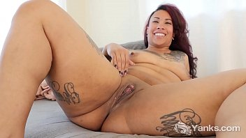 Chubby Yanks Latina Valentine's Hitachi Love