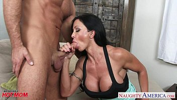 Superb mom Jewels Jade fucking a sexy stud preview image