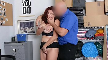 Sunglasses Stealing Mom Gets Fucked as Punishment - Andi James