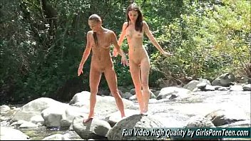 Teen naked lesbian Mary and aubrey ii water porn lesbians pussy