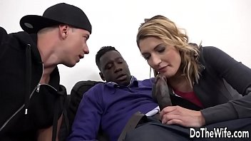 Black by ever fucked interracial man thought wife - Sexy blonde wife ass fucked by bbc in front of husband
