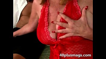 horny mature wife taking fresh meat