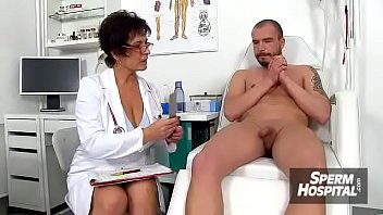 Doctor patient role play with hot lady Koko Margit