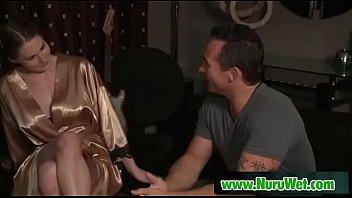 MarcusLondon & AllisonMoore - Hot sex massage 6 min