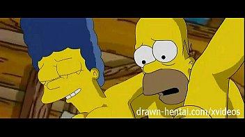 Simpsons Hentai - Cabin of love Vorschaubild