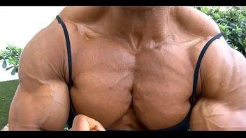 Muscular Women , Biceps