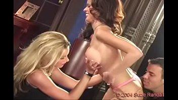 Nicole Sheridan And Shy Love Threesome