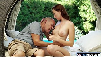 Chelsey clouse nude - Czech chelsea sun sucking off and is riding on grandpas cock