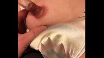 Amateur big tits blowjob cum shot compilation