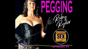How to build a sex toy Pegging strap-on anal - american sex podcast
