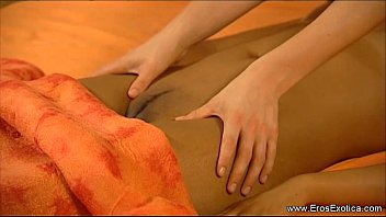 Erotic medical massage video Touching the female form