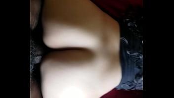 Latina booty bounce on BBC