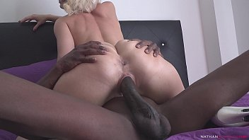 Busty Kitana Lure's Butt POUNDED & GAPED by Joss Lescaf tooled wth a massive Big black cock