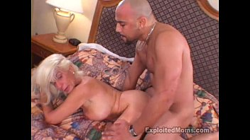 Granny fuck free videos Hot amateur gilf can get enough of that big black cock in interracial video