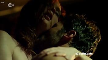 Hottest celeb breasts Clara cleymans hottest scene from de ridder