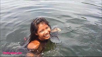 tiny thai teens heather deep deepthroats monster cumshot on boat