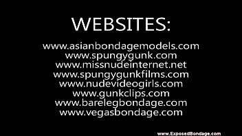 JAW - Asian Bondage Model - Studio Compilation