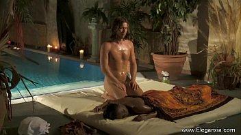 Erotic seduction Seductive indian milf body rubdown