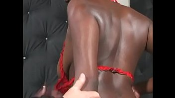 Black Beauty Malaisah Is Creamed By A White Guy After Riding And Sucking Off Dick