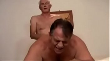 Hot gay old bear pics Daddy fucks gardener 2