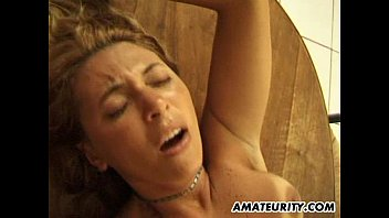 Masturbation mitten - Amateur girlfriend anal action with facial cumshot