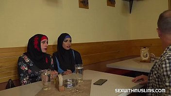 Muslim woman spread her legs for ID's thumbnail