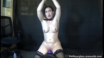 15 minute female orgasm Busty squirter lilah rose rides sybian